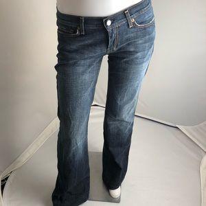7 for all Mankind blue Dojo jeans 30